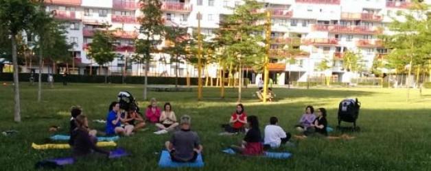 Sanftes Yoga und Entspannung mit Lisa